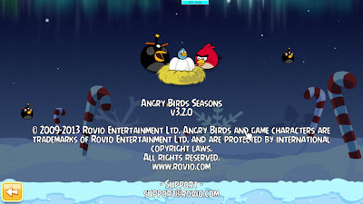 Crack Angry Birds Seasons 3.2 Full crack