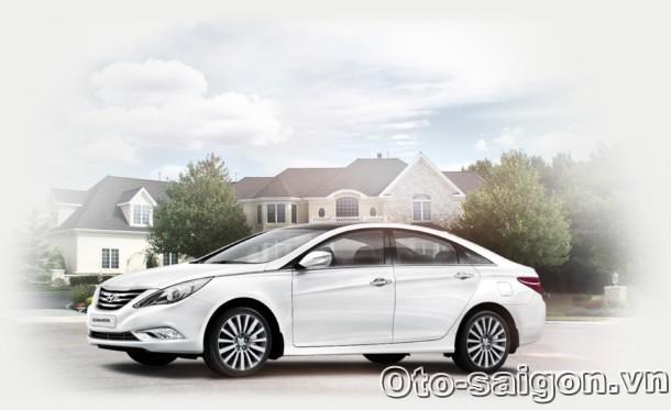xe hyundai sonata 2014 otosaigonvncom Xe Hyundai sonata 2014