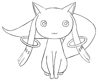How To Draw Kyubey Step 9