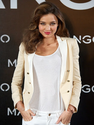 Miranda Kerr Name Necklace