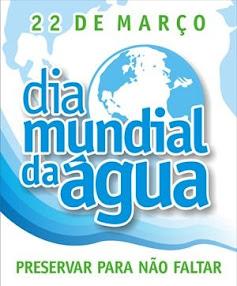 Março, Mês Mundial da Água