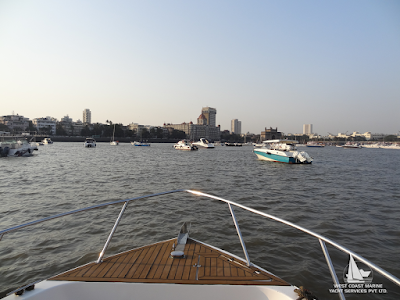 Mumbai Wedding Party with Yacht Charters India