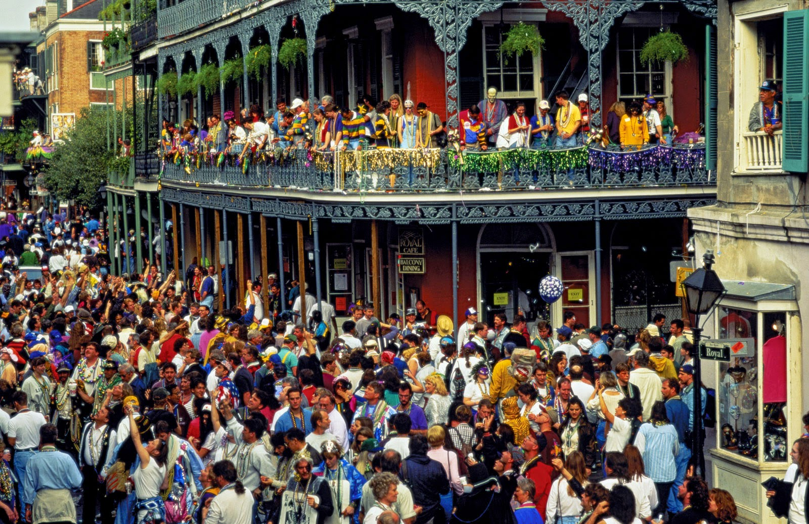 a day in new orleans essay