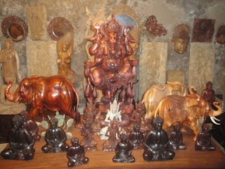 Mas Bali Wood Carving