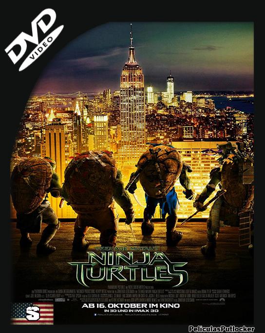 Las Tortugas Ninja [DVDRip][Subtitulada][SD-MG-1F]
