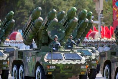 Tank China