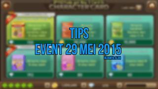 Tips Mendapatkan Kartu S Get Rich 29 Mei 2015, Trik Mendapatkan Kartu S Get Rich, Cara Mendapatkan kartu s boy pakorn, Cara mendapatkan kartu s margie.