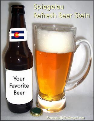 Spiegelau Refresh Beer Stein