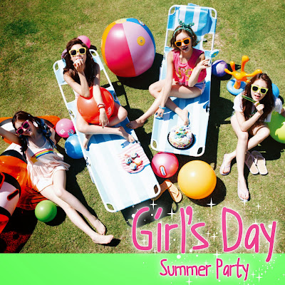 Girl's Day Darling Cover