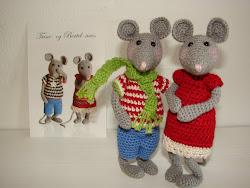 Trine-mus og Bertel-mus