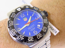 TAG HEUER FORMULA1 BLUE DIAL