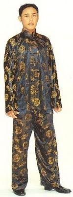 Warisan Tradisional: Pakaian Tradisional Kaum Cina : Samfoo ...