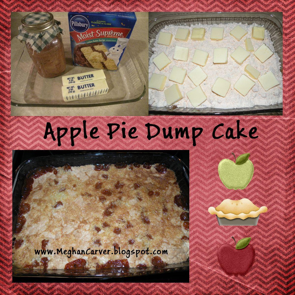 Dump Cake Using Lemon Cake Mix And Cherry Pie Filling