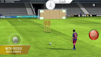 FIFA 16 Ultimate Team V.3.2.113645 Apk + Data
