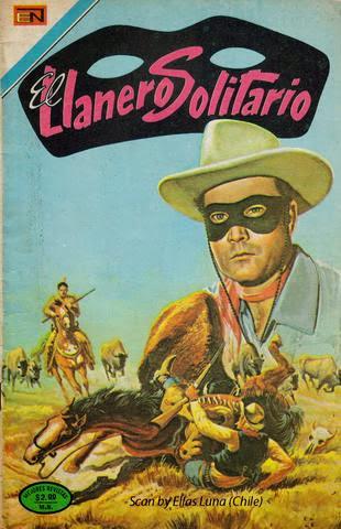 EL LLANERO SOLITARIO - ESPANHOL