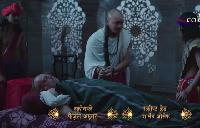 Sinopsis Ashoka Samrat Episode 100