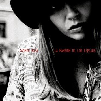 Carmen Boza La Mansión de los espejos
