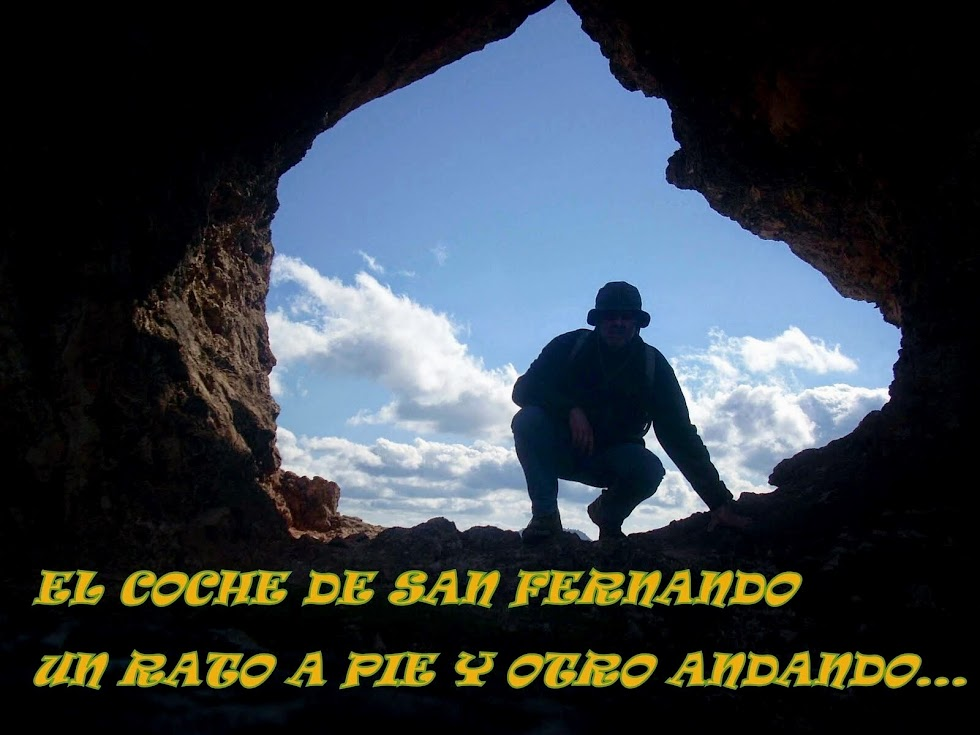 EL COCHE DE SAN FERNANDO
