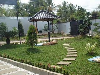 jasa pembuatan taman rumah minimalis- roempoen bamboe