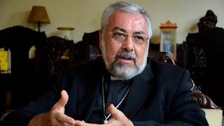 Bispo de Guarulhos, precisa de doação de sangue