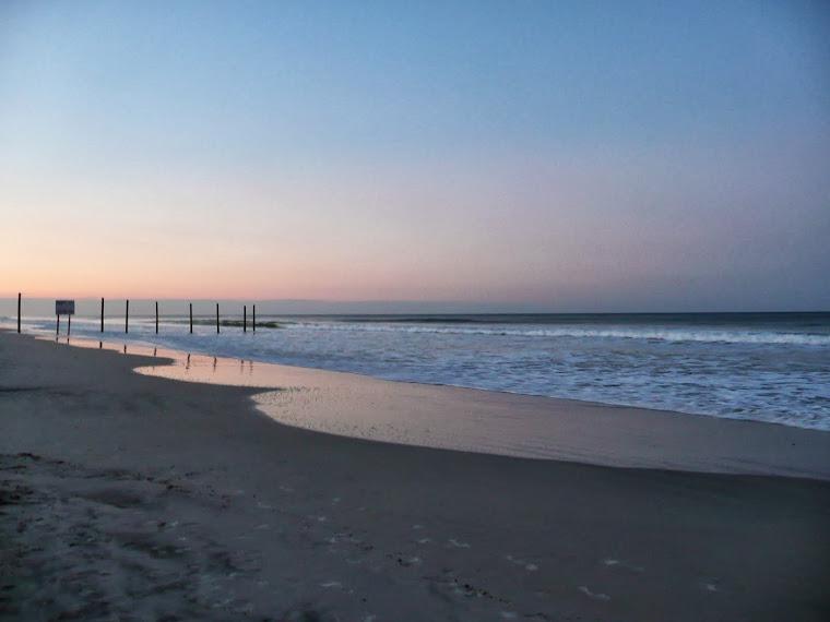 7 MAI : ORMOND BEACH, LE SOIR DE NOTRE ARRIVÉE, LE 9 MAI_______________