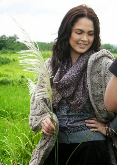 Judy Ann for Mango - Preview 2009