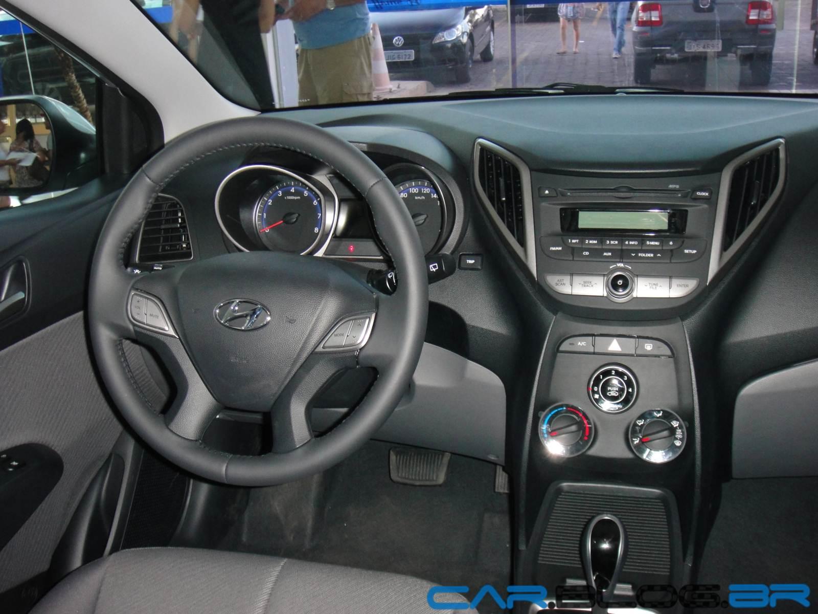 Hb 20 Premium 1 6 Autom 225 Tico Fotos Pre 231 O Consumo E