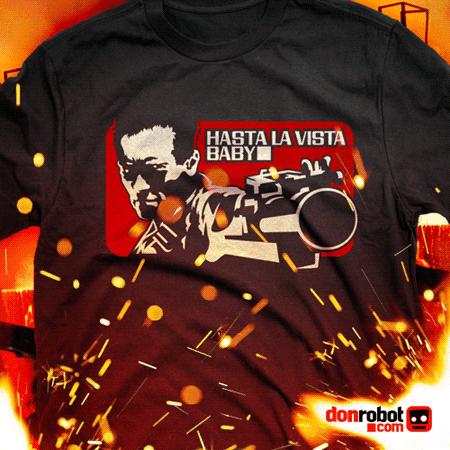 Terminator 2: Hasta la vista baby