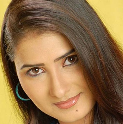 Anju Asrani TV Serial Actress from South India - Pics