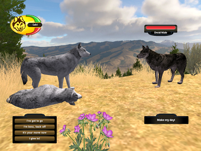 free wolf games to download