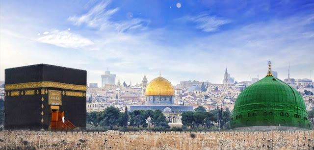 Üç Kutsal Şehrin Otellerinde İbadet Yerleri