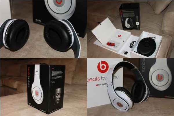 Free Pair of Beats By Dre Studio Headphones