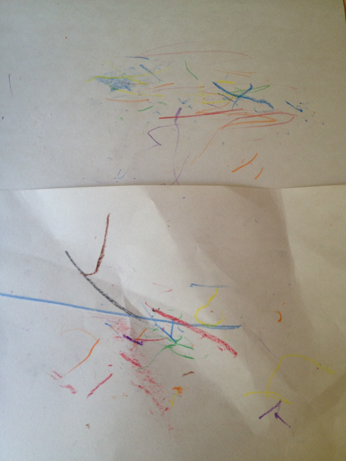 Scribble Drawing Process : Playing outside of the box scribble art canvases
