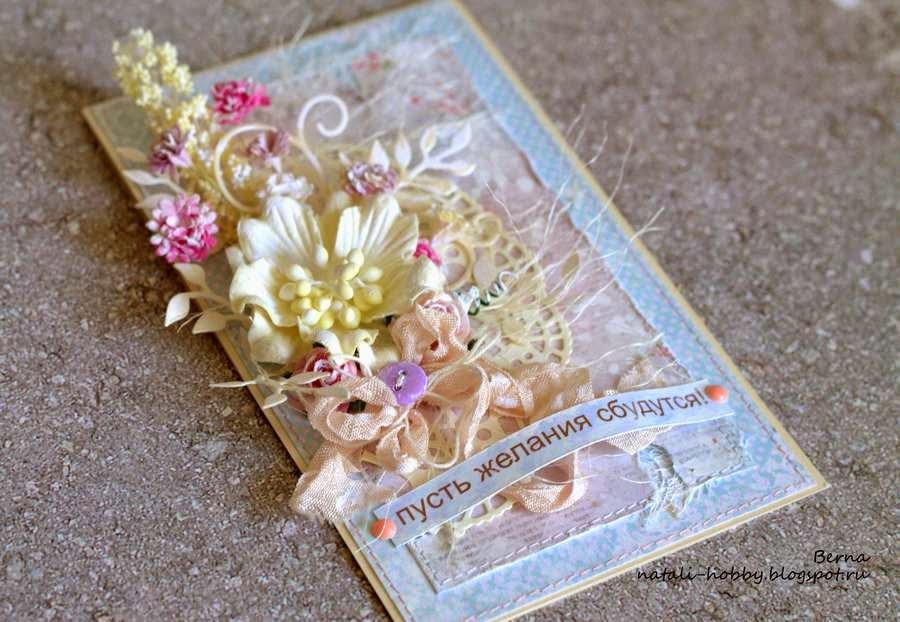 цветы, розовый, голубой, шебби шик, скрапберрис бумага