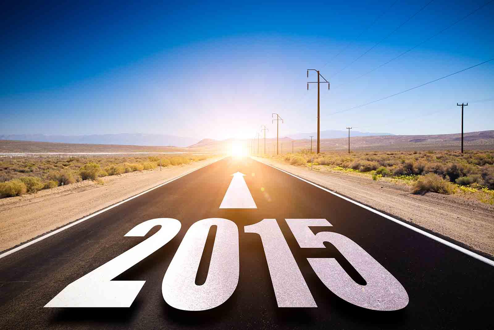 Happy New Year 2015 : 無料素材 年賀状 2015 : 年賀状