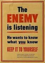 ENEMY IS LISTENING