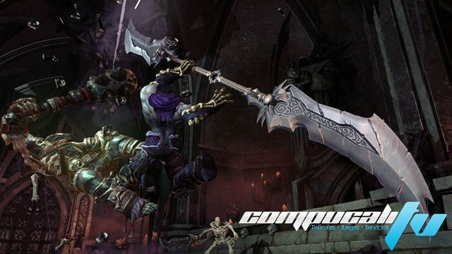 Darksiders 2 PC Full Español Skidrow 1.5