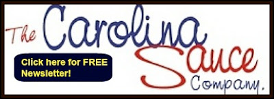 Sign up for the Carolina Sauce VIP Newsletter