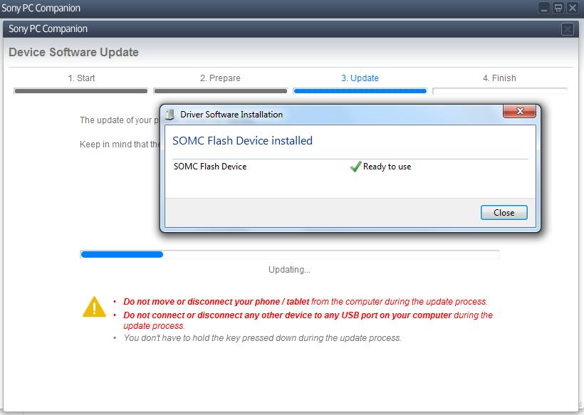 Sukses update xperia t2 ultra D5303 ke lollipop ...