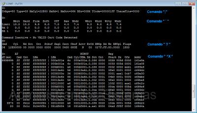 conexion disco duro puerto serie