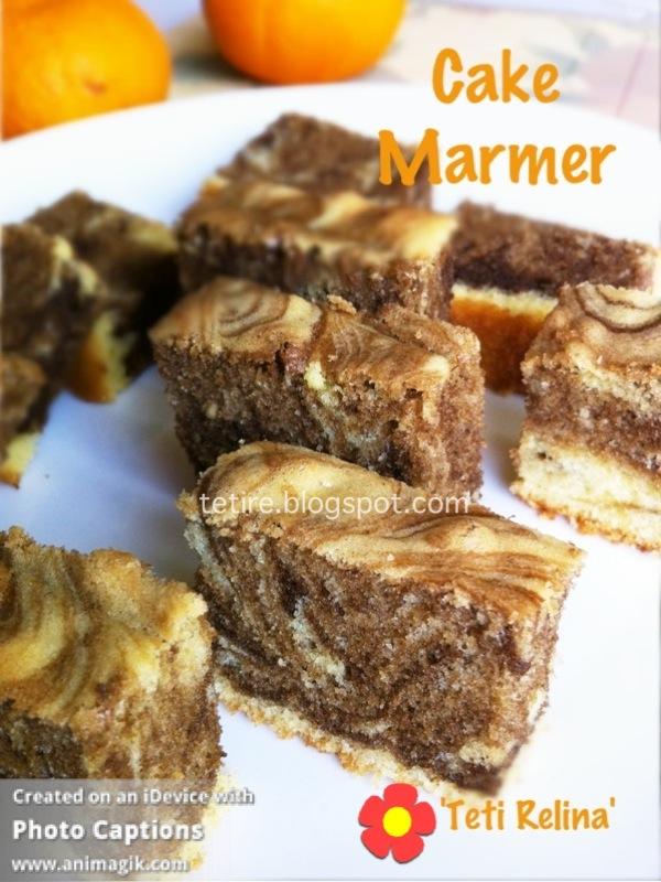 Cake Marmer