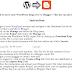 Cara Posting Massal dari Excel ke Blogspot