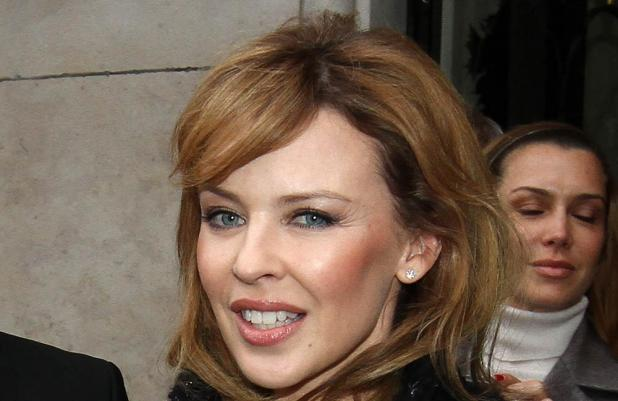 Kylie Minogue loves wrinkly rockers