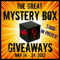 The Great Mystery Boxes Giveaway!