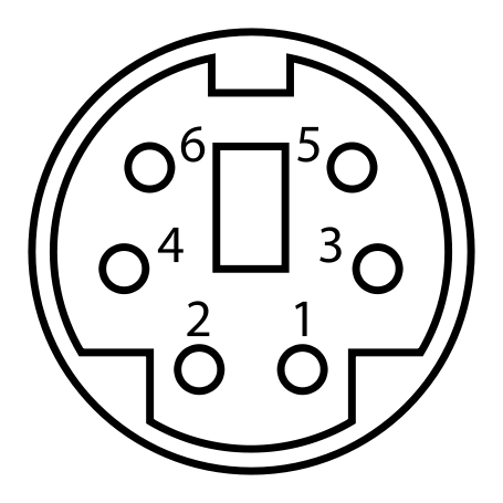 pcpi inform u00e1tica  tipos de conectores entrada salida