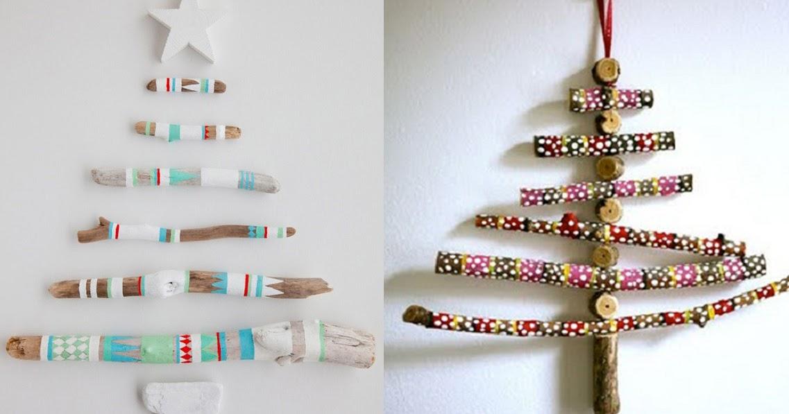 Decoraci n arbol de navidad emma 39 s clouds - Arbol de navidad de pared ...
