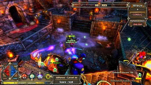 Dungeon Defenders - PC (Download Completo em Torrent)