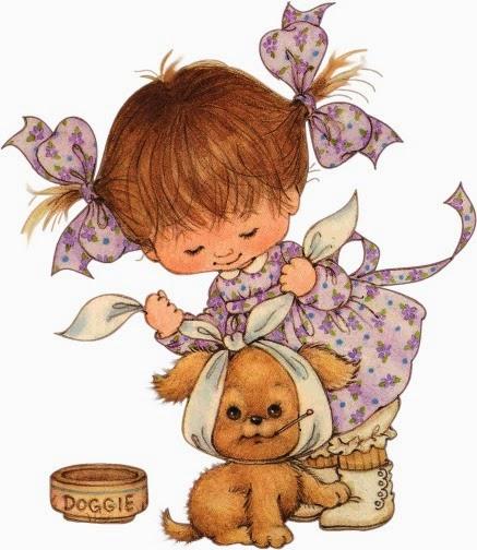Muñecas bonitas animadas tiernas - Imagui