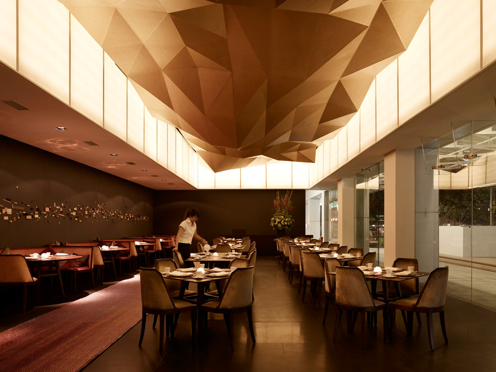 Interior Design Restaurant | The Vintage Ispirated Dreams Homes