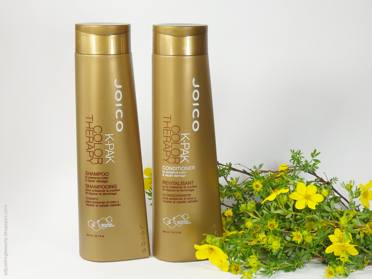 Review Joico K Pak Color Therapy Shampoo And Conditioner